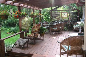 Small Deck Decorating Ideas Pictures