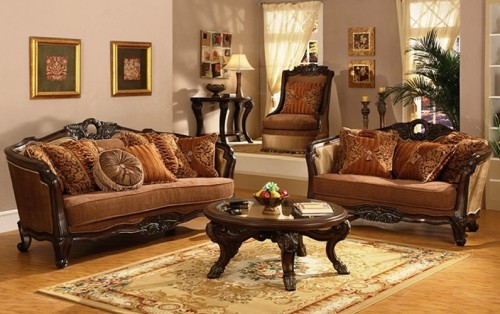 Traditional living room decorating ideas Decor for living room