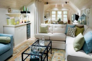 Attic Rooms Design