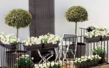 <b>Balcony Decorating Ideas Pictures for House and Apartment</b>