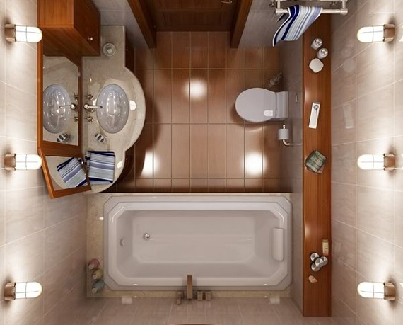 bathroom design ideas for small spaces - Bathroom Design Ideas For Small Spaces