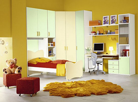 Beautiful Bedrooms for Teenagers