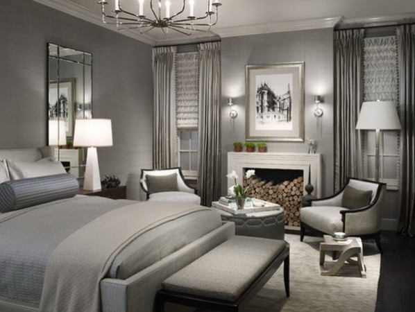 Bedroom Color Designer Grey