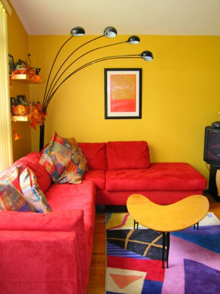 Best Wall Colors Small Living Room