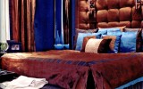 <b>Blue Colored Bedroom Color Combinations</b>