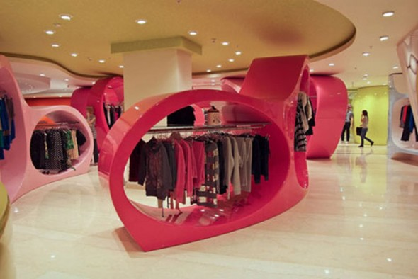 Boutiques Interior Designs Ideas