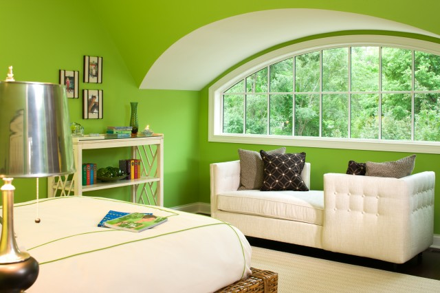 bedroom green walls olive, sage, and lime options