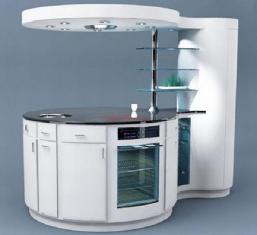 Compact Kitchen for Small Spaces