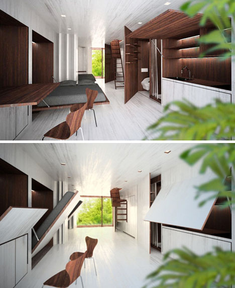 Condo Small Space Design Pic
