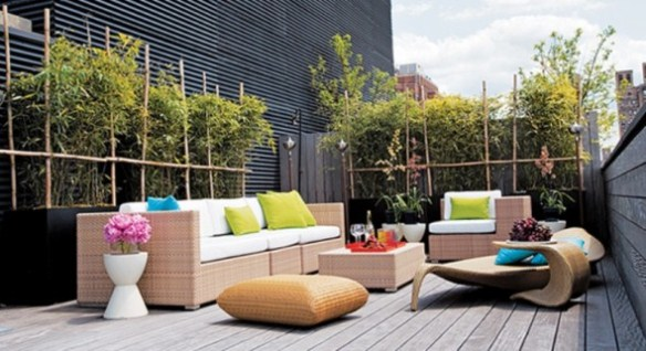 Deck Decorating Ideas
