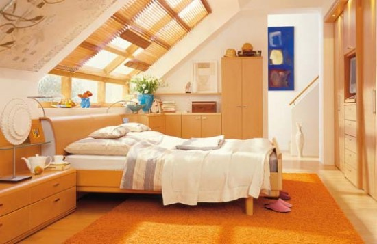 Decorate Small Attic Bedroom