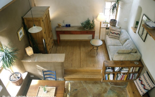 Designing Small Spaces Living Room