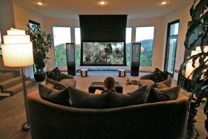 Furniture Design TV Room