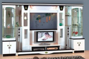 Furniture Design TV and Its Wonderful Complements