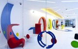 <b>Google Office Interior Designs Pictures for Happy Work</b>