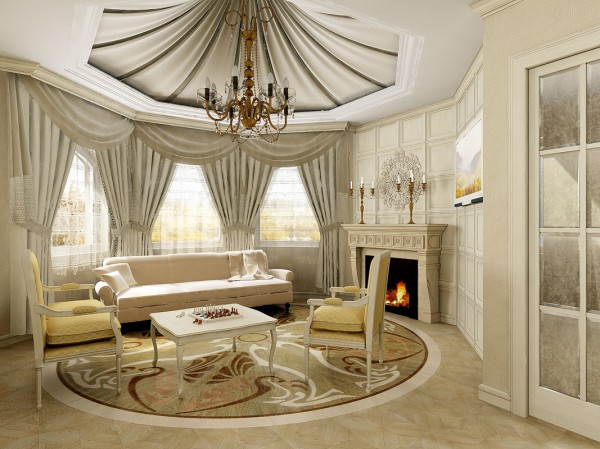 High Ceiling Curtains high ceiling curtain designs