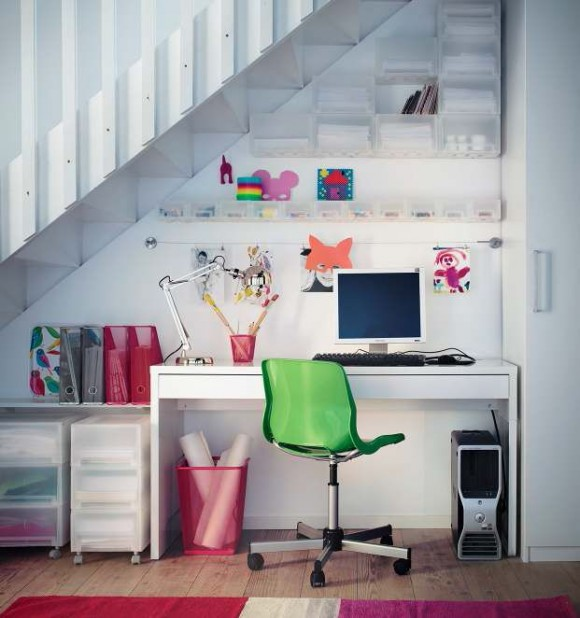 Ikea Office Furniture Ideas