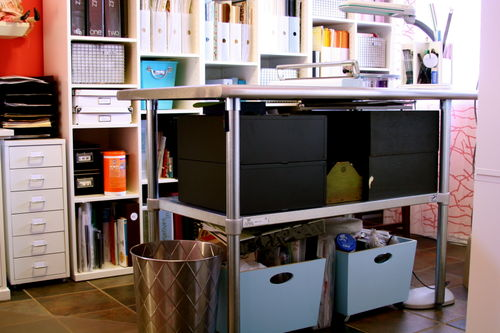 Ikea Office Storage Ideas