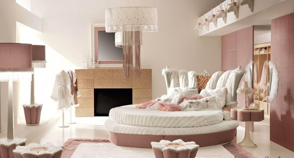 Interior Design Bedroom Girls