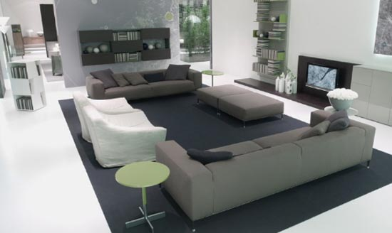 Beautiful Living Room Sofas Pictures House Design Interior With ...