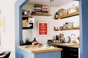Interior Design Small Spaces Kitchen
