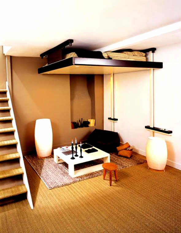 small spaces design