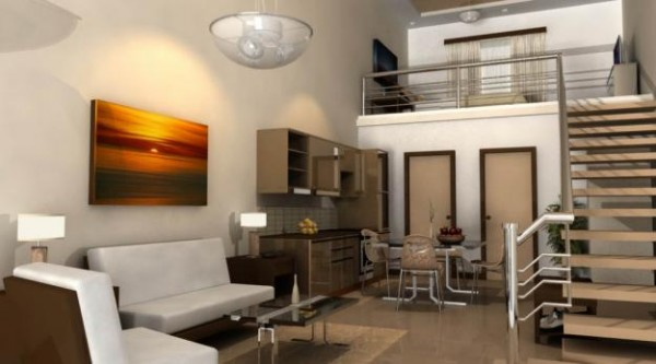 Interior Design for Small Condominium Unit