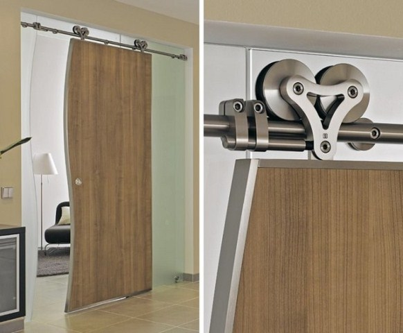 Interior Sliding Barn Door Design