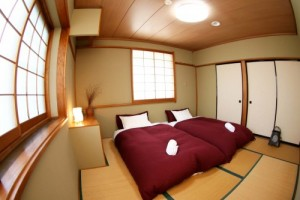 Modern Japanese Interior Design for Bedroom
