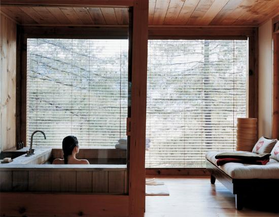 Japanese Modern Bath House