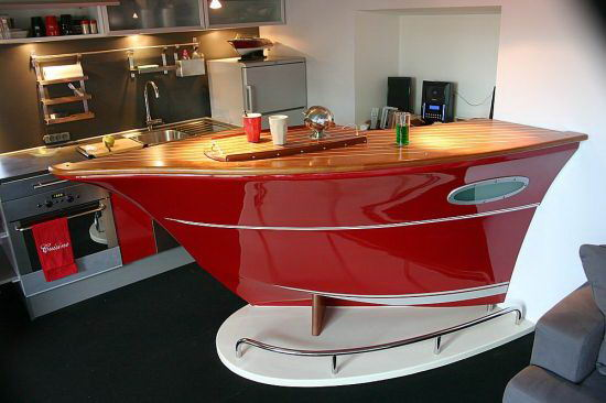 Kitchen Bar Counter Ideas