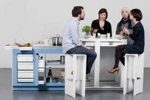 Kitchen Ideas in Small Spaces