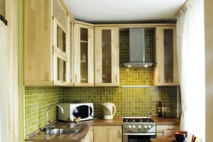 Kitchen for Small Spaces