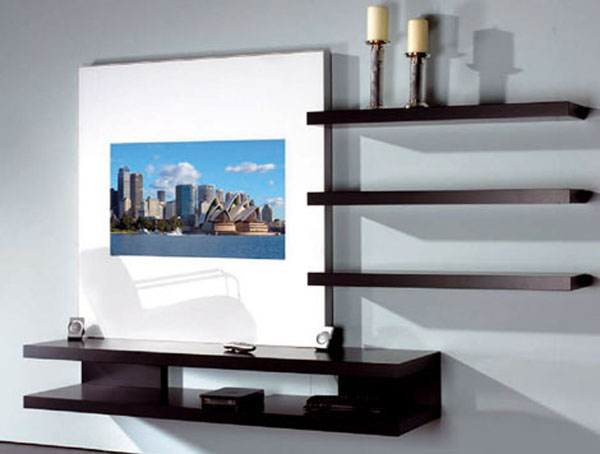 Wall Cabinet Design For Lcd : Lcd tv wall cabinet designs