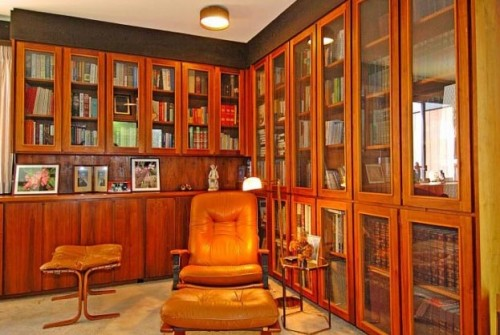 Library Designs for Home