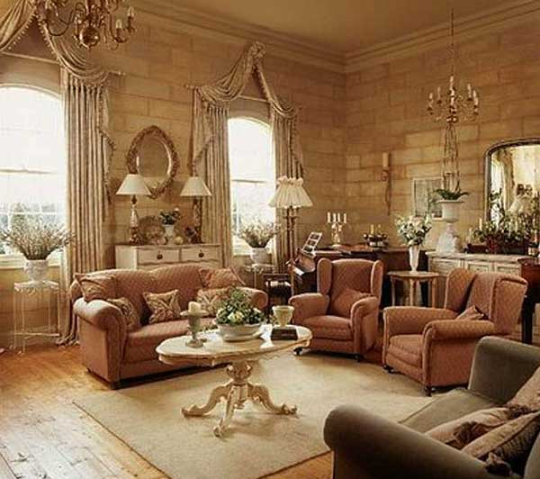 Living Room Decorating Ideas Traditional