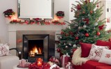 <b>Warm Living Room Decorating Ideas with Colors and Furniture</b>