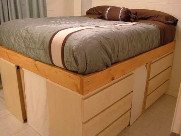Making a Bed Frame