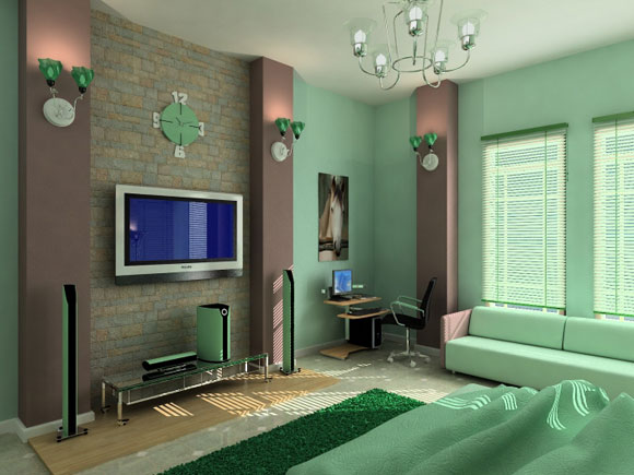 Bedroom Colors Ideas master bedroom color ideas with their characteristics