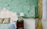 <b>Beauty of Green and Black Bedrooms</b>