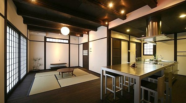 Modern Japanese Style Kitchen
