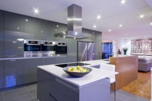 Modern Kitchen Designs 2012 with Little Touches of Luxury