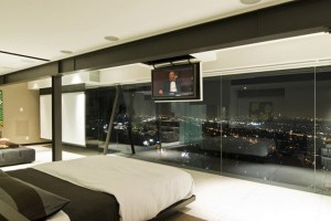 Modern TV Units for Bedroom