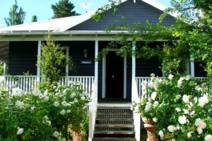 Modern Weatherboard House Colours
