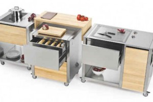 Modular Kitchen for Small Spaces