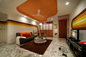 Pop Ceiling Design for Drawing Room