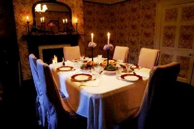 Romantic Dining Room Ideas