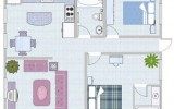 <b>Simple Home Designs, Special for Small Families</b>