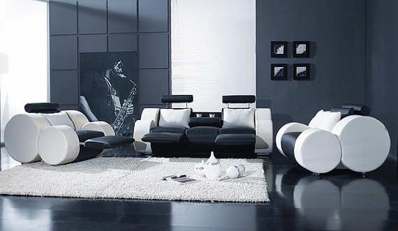 Simple Pop Designs for Living Room