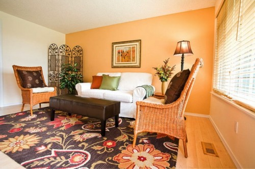 Small Living Room Wall Colors